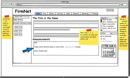 Balsamiq mockup full screen
